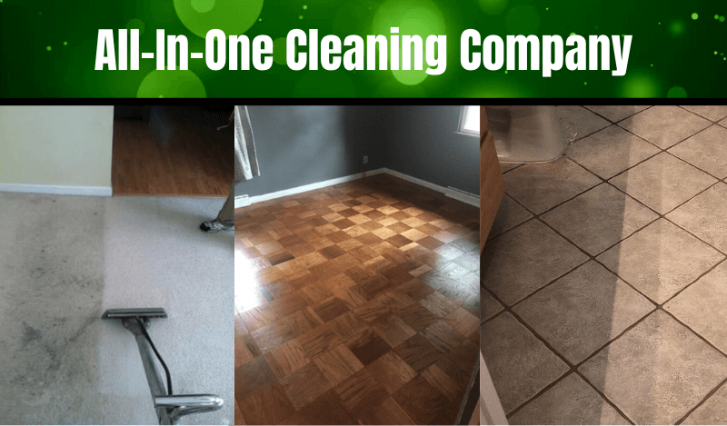 All-In-One Cleaning Company in Peoria IL & Bloomington IL