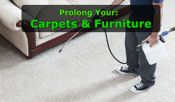 Prolong your Carpets & Furniture in Peoria IL & Bloomington IL