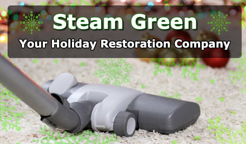 Your Holiday Restoration Company in Peoria IL & Bloomington IL
